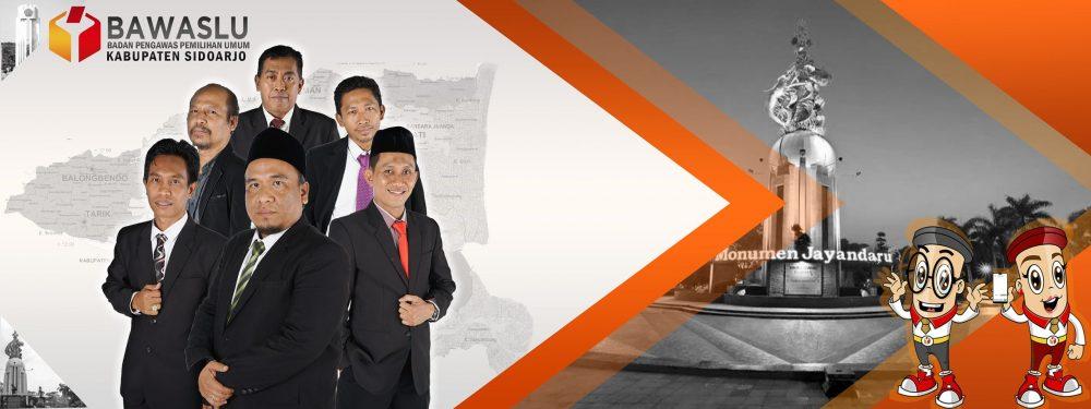 Bawaslu Sidoarjo Bersama Rakyat Awasi Pemilu Bersama Bawaslu Tegakkan Keadilan Pemilu